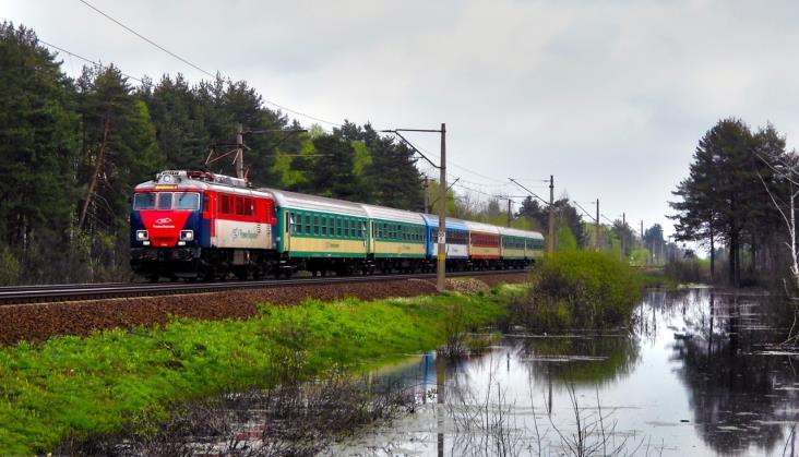 Przetarg przepadł. Następny odcinek Rail Baltiki bezprojektu