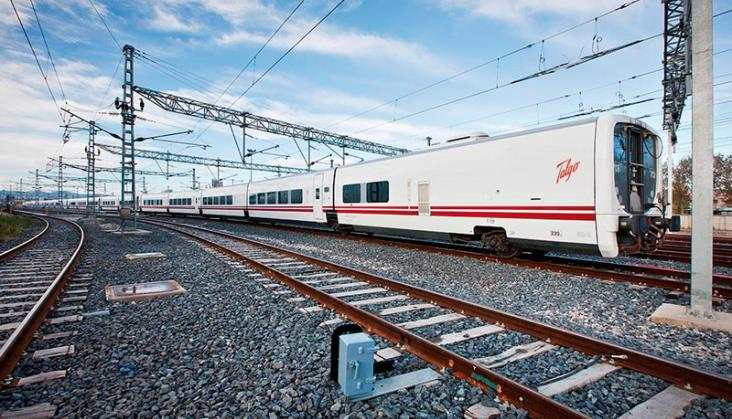 Rosja: Pierwszy pociąg Talgo już wMoskwie