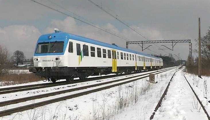 Drugi VT614 dotarł naŚląsk