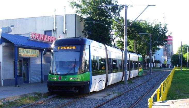 Szczecin projektuje tramwaj dopętli Mierzyn
