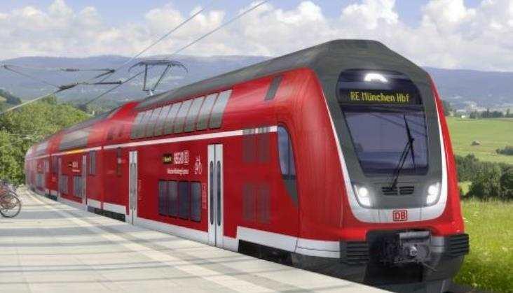 Deutsche Bahn zamawia 18 piętrowych pociągów elektrycznych