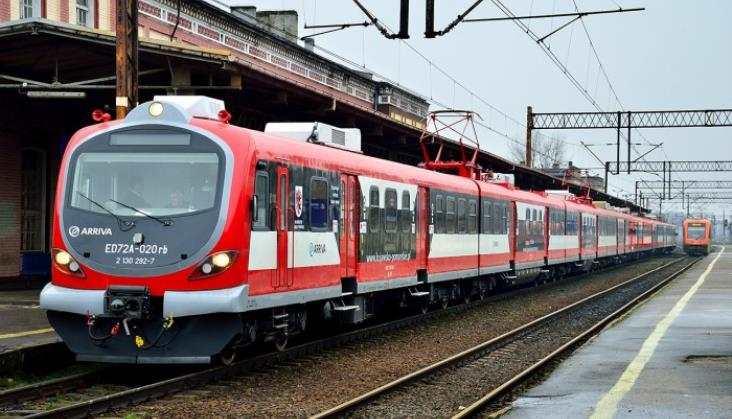 Kujawsko-Pomorskie rezygnuje zprzetargu. Wrócą pociągi Przewozów Regionalnych