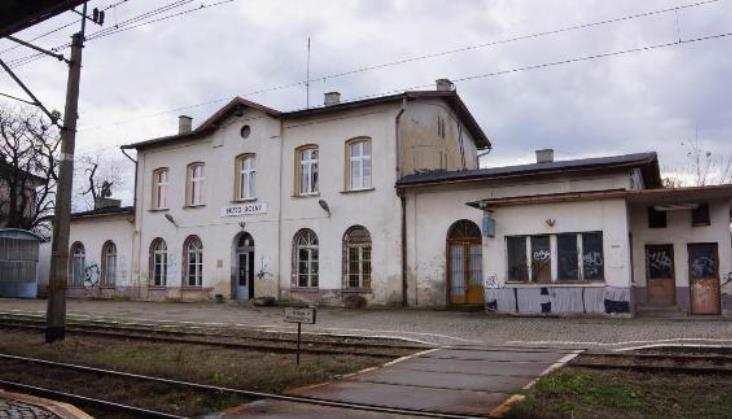 Dworzec Brzeg Dolny doremontu