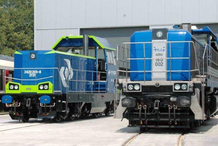 Ukraina potrzebuje nawet 200 lokomotyw. Newag przed szansą?