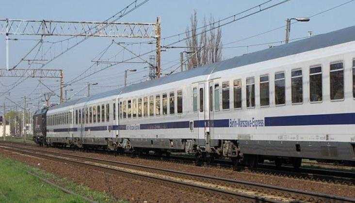 Wzmocnione składy Berlin – Warszawa – Express