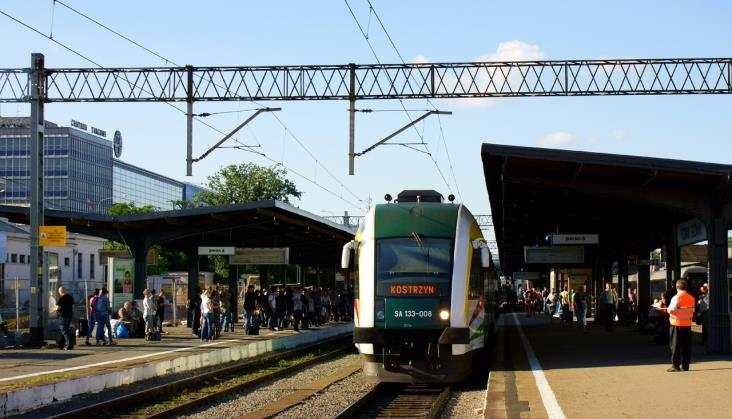 Lubuskie chce wzrostu roli kolei ireaktywacji połączeń