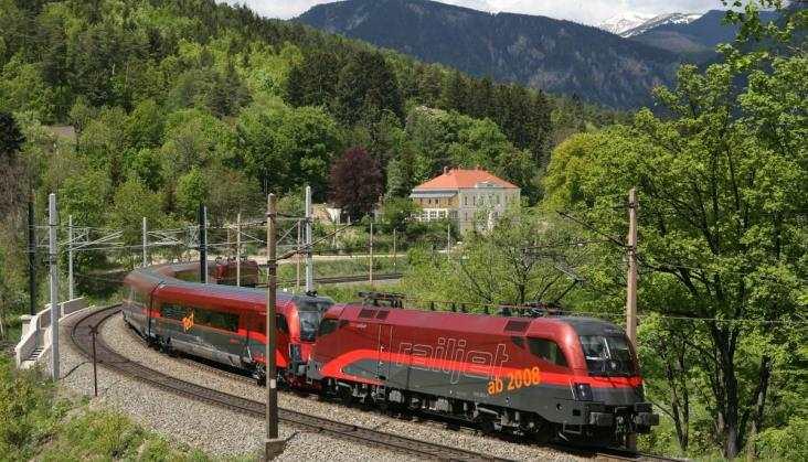 Austria zamawia kolejne Railjety