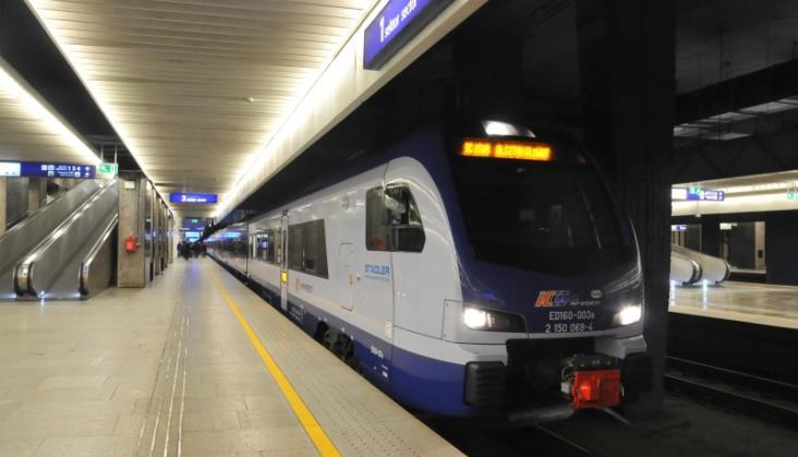 PKP Intercity podsumowuje 2015 rok