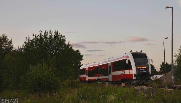 Trwa drugi etap modernizacji linii Poznań – Wągrowiec