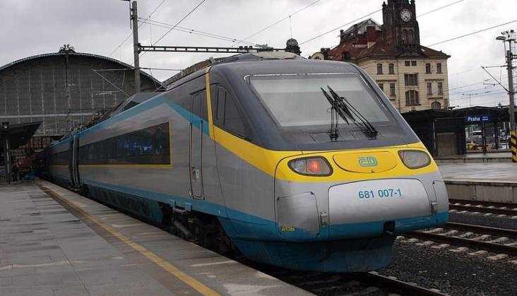 Koleje Czeskie coraz skuteczniej walczą o pasażerów