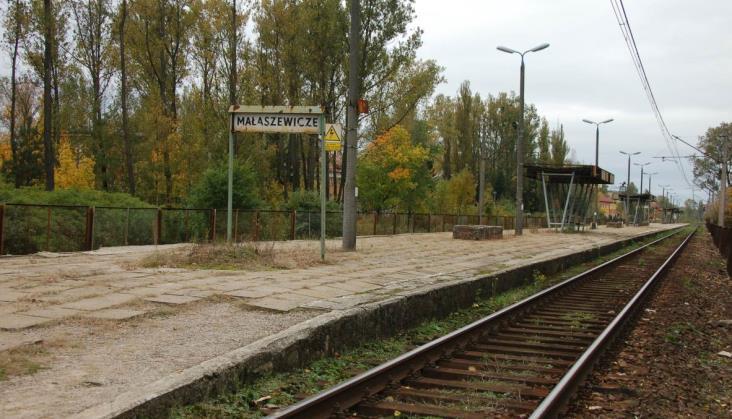 Pociągi regionalne PR między Łukowem aSiedlcami