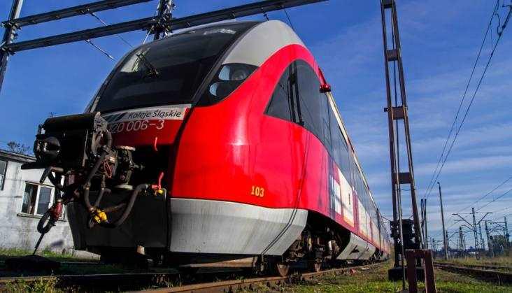 Koleje Śląskie nie chcą kolejnych 14WE