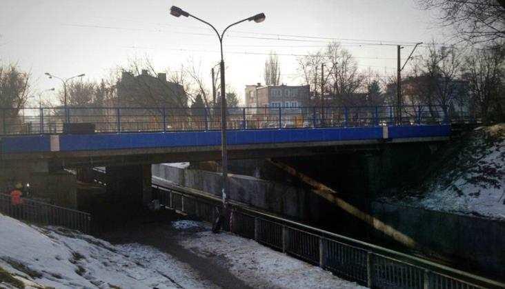 Koniec przebudowy kolejowego wiaduktu wUrsusie