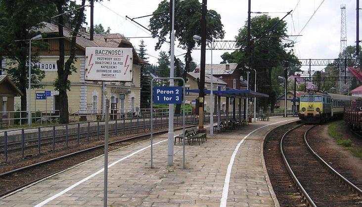 Coraz mniej pociągów ze Zwardonia na Słowację