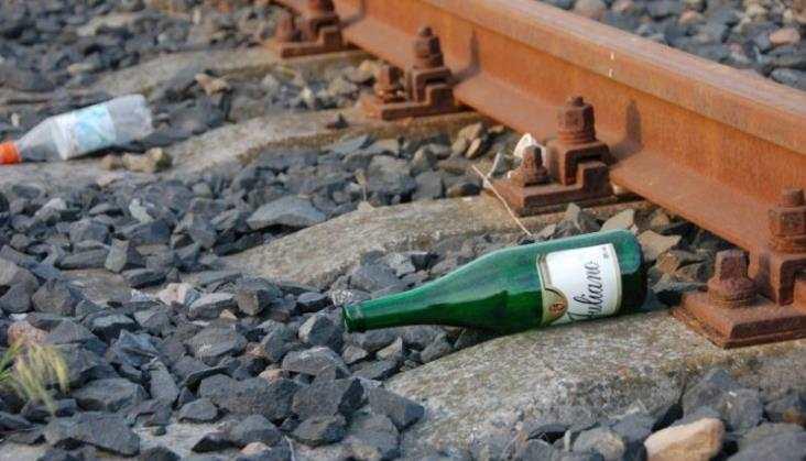 Przywitać Nowy Rok w pociągu