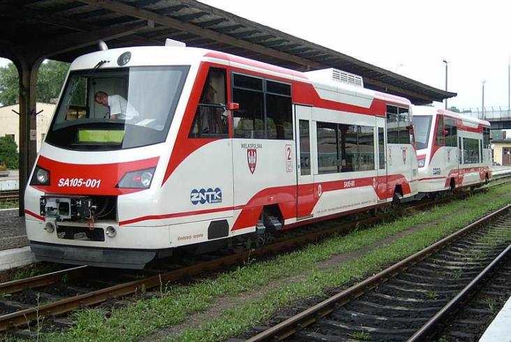 SA105-001 przejdzie modernizację
