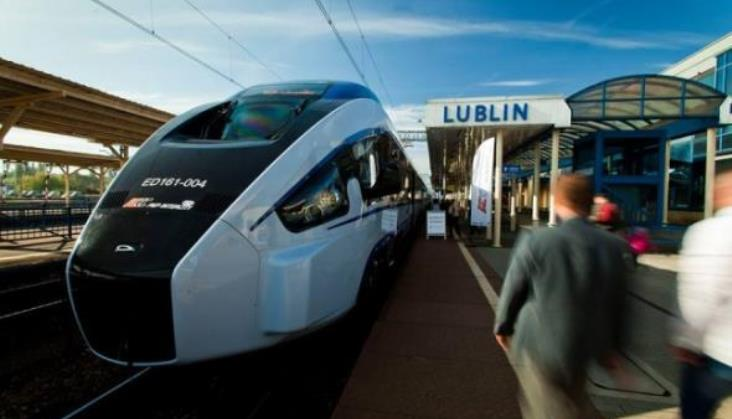 Modernizacja linii kolejowej doLublina przyspieszy?