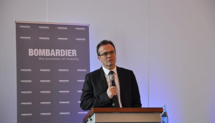 Bombardier znowym szefem części transportowej