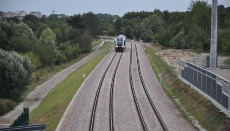 Przy wjeździe naPKM pociągi... zapowiadają telefonicznie