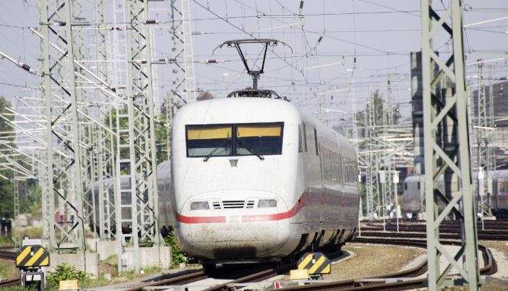 ABB zmodernizuje pociągi ICE pierwszej generacji