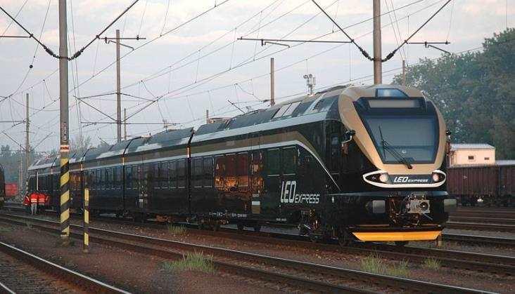Leo Express pojedzie dosłowackich Koszyc