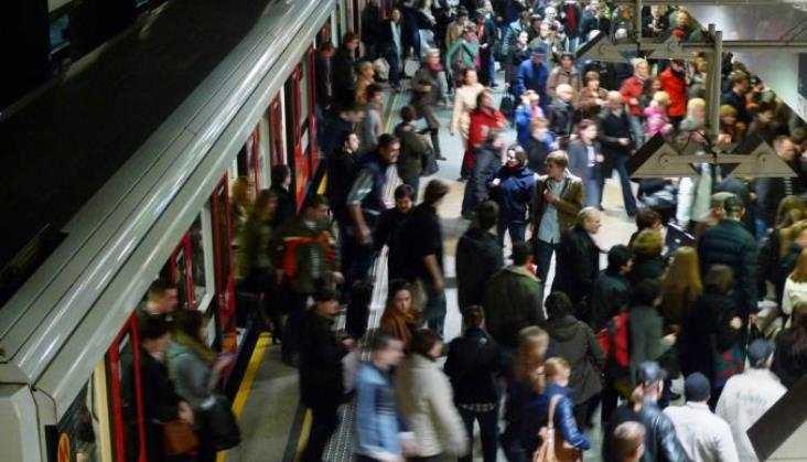Metro nadal bezpiecznie, ale przestępstw więcej