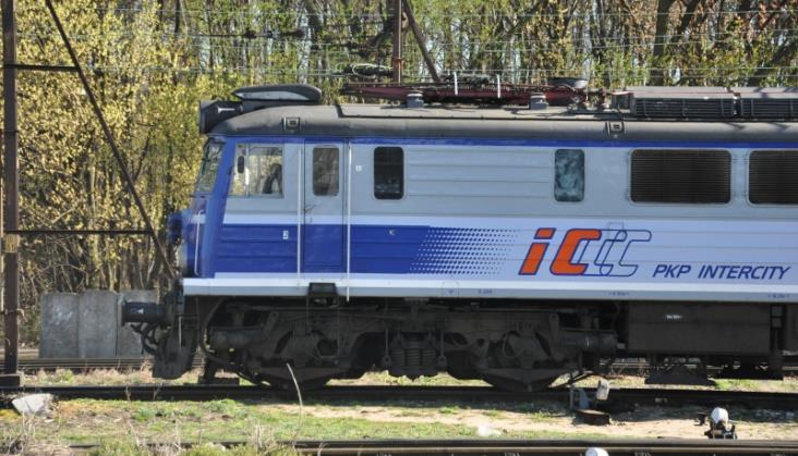 Zapaliła się lokomotywa wTLK Wrocławianin