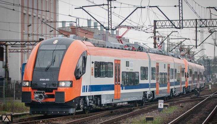 Województwo małopolskie informuje o chęci zlecenia przewozów kolejowych