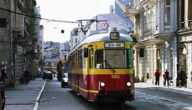 Łódź: Coraz więcej zadań dla tramwajów dwukierunkowych