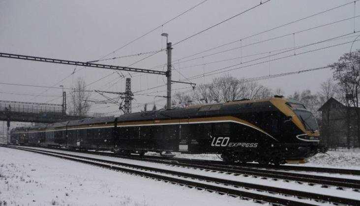 Czechy: Leo Express kusi pasażerów