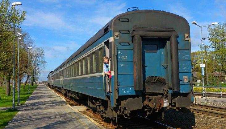 Powróci międzynarodowe połączenie Estonia - Rosja