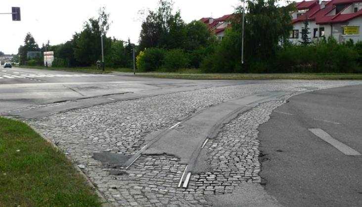 Pabianice: Koniec linii, która nigdy nie powstała