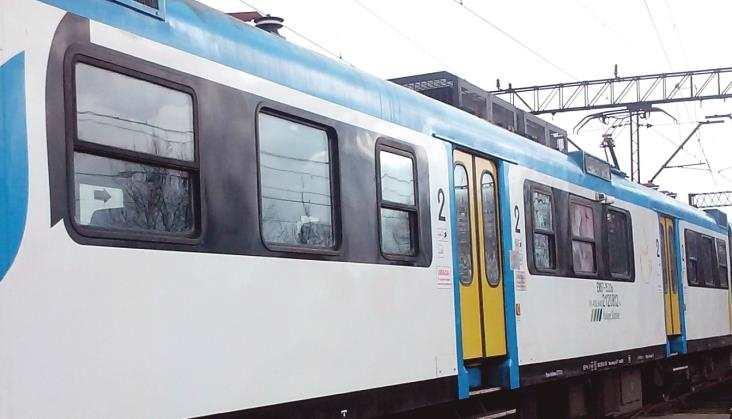 Zawyczyszczenie pociągu zgraffiti zapłaci firma ochroniarska?
