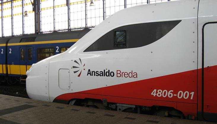 Belgia: SNCB wycofuje się zkontraktu nawłoskie pociągi Albatros V250