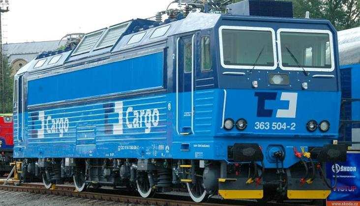Jest przetarg nanowe lokomotywy dla Czech