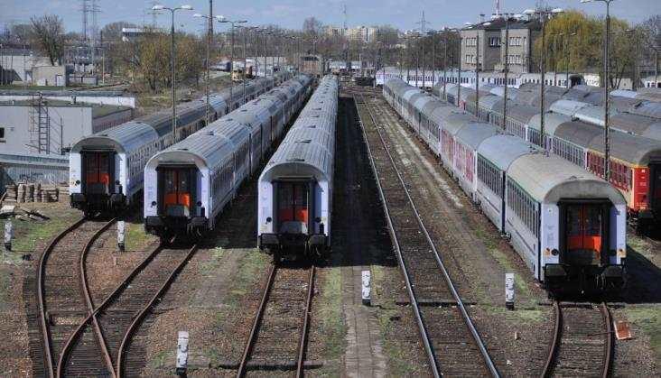 PKP Intercity brakuje 180 wagonów