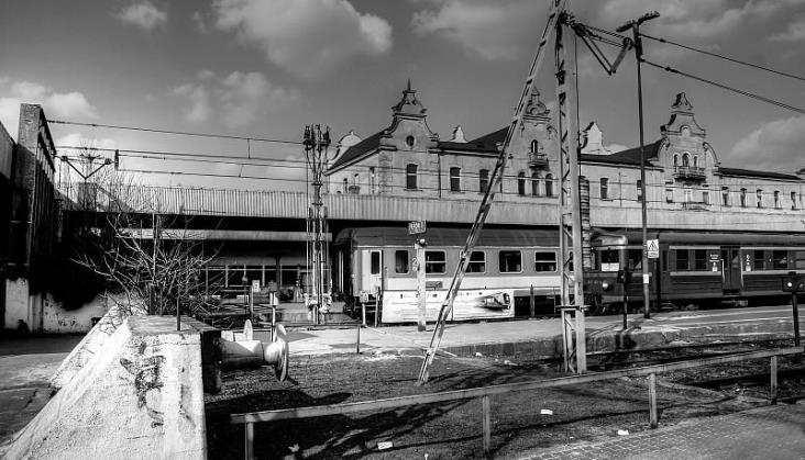 Łódź Fabryczna – rozpoczęcie robót