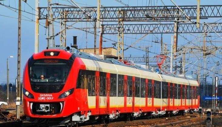 SKM Warszawa zamówi jeszcze trzy 35WE?