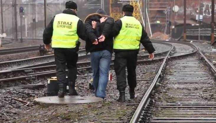 Jarocin: Kolejowi rabusie zatrzymani