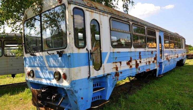 Koszalińska Kolej Wąskotorowa znowym taborem