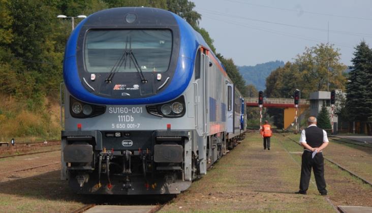 Spalinowe lokomotywy Gama wracają natory
