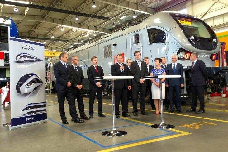 Jest umowa naDarty dla PKP Intercity