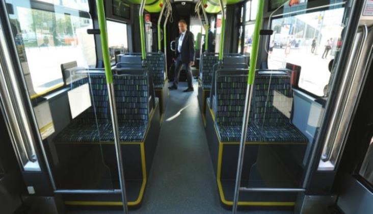 Olsztyńskim tramwajem dokońca roku pojedziemy zadarmo