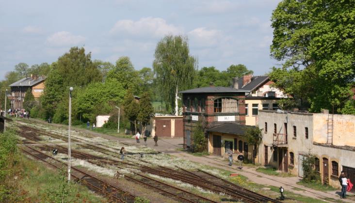 Linia Międzychód – Rokietnica dofizycznej likwidacji