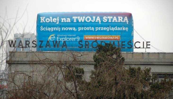 Jutro koncert nadachu dworca Warszawa Śródmieście