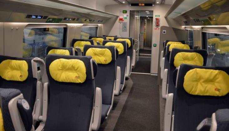 PKP Intercity zastanawia się nadstrefami ciszy wPendolino