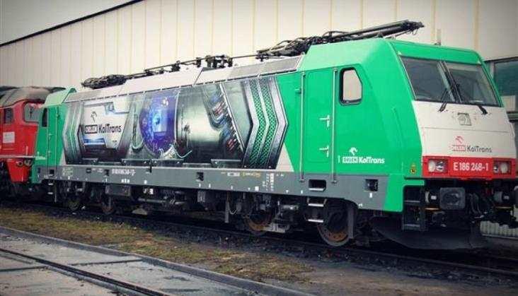 Przetarg na dwie lokomotywy dla Orlenu