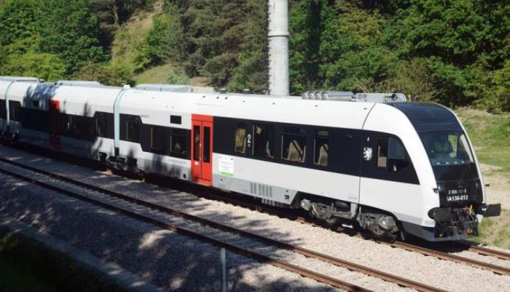 Wszystkie pociągi Pesy weksploatacji na PKM