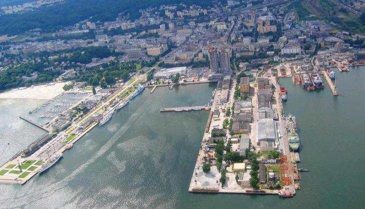 Port Gdynia: martwimy się o przepustowość linii kolejowych