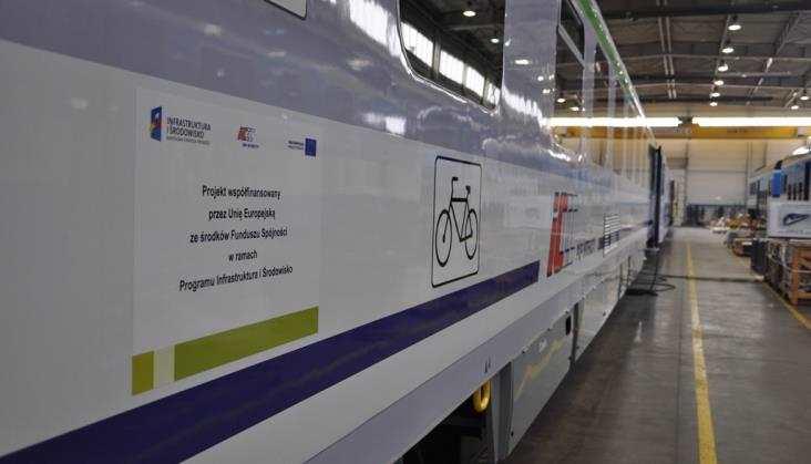 PKP Intercity przeprowadza inwentaryzację taboru